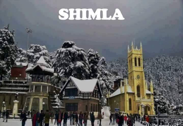 Chandigarh To Shimla Taxi Service One Way Chandigarh To Delhi